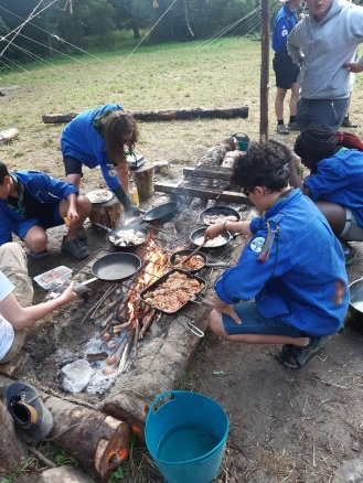 Camp scout 2020 - Copyright Chrystel T